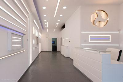 עיצוב חנויות תאורה, מעצבת חנות תאורה