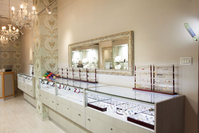 עיצוב חנויות תכשיטים, מעצב חנות חכשיטים