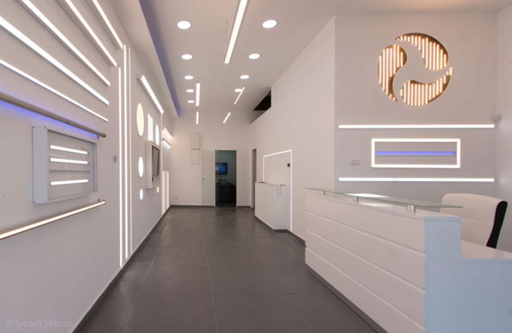 עיצוב חנויות תאורה, עיצוב פנים לחנות תאורה, מעצבת חנויות תאורה