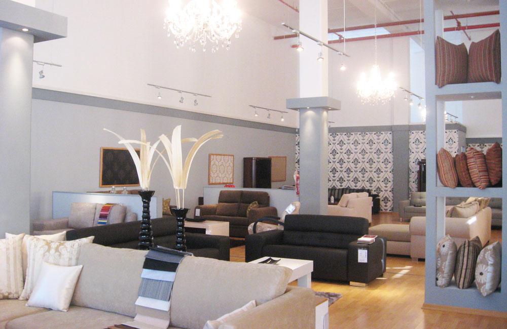 מעצבת חנויות רהיטים