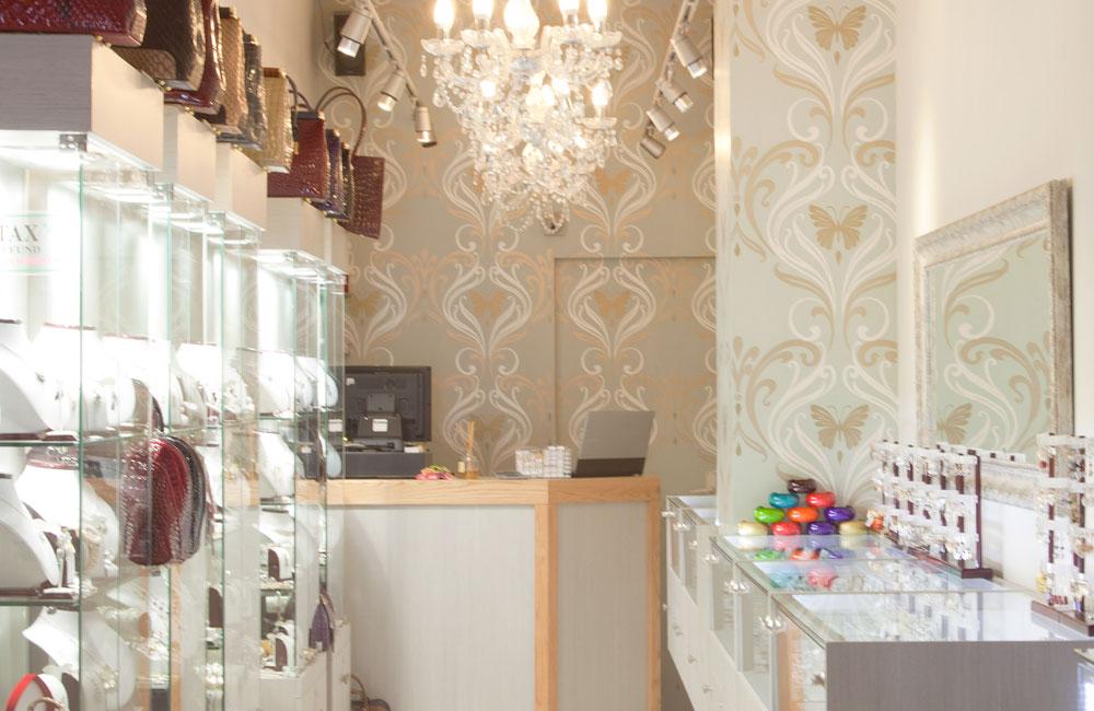 עיצוב חנויות תכשיטים